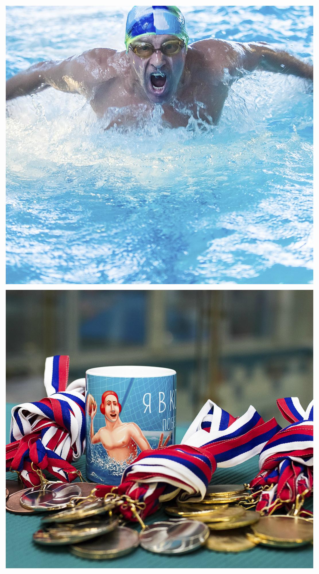 Негры плавание